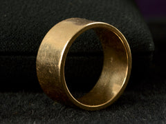 Mid 1900s 10mm Gold Band