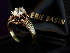 1880s Victorian 1.71ct Ring
