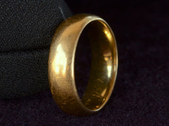 1867 Victorian Gold Band