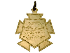 1877 Teaching Medal