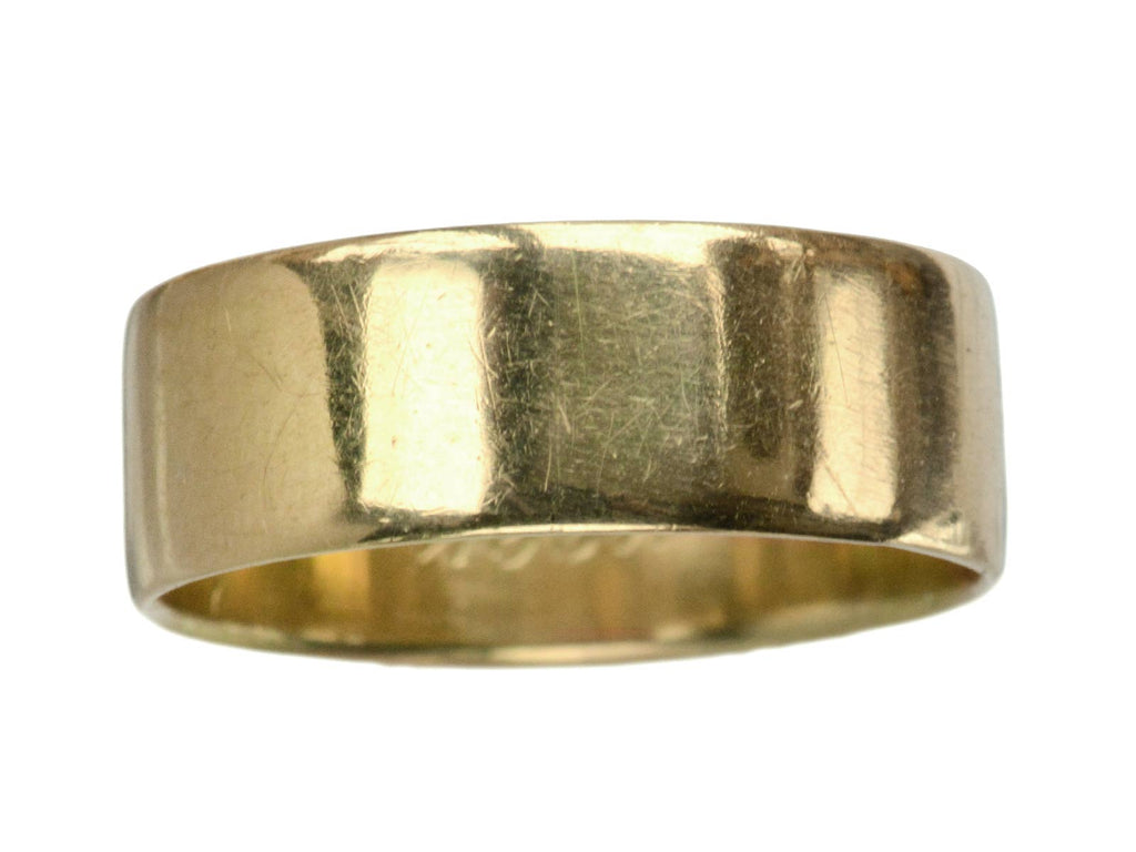 1881 Victorian Gold Band