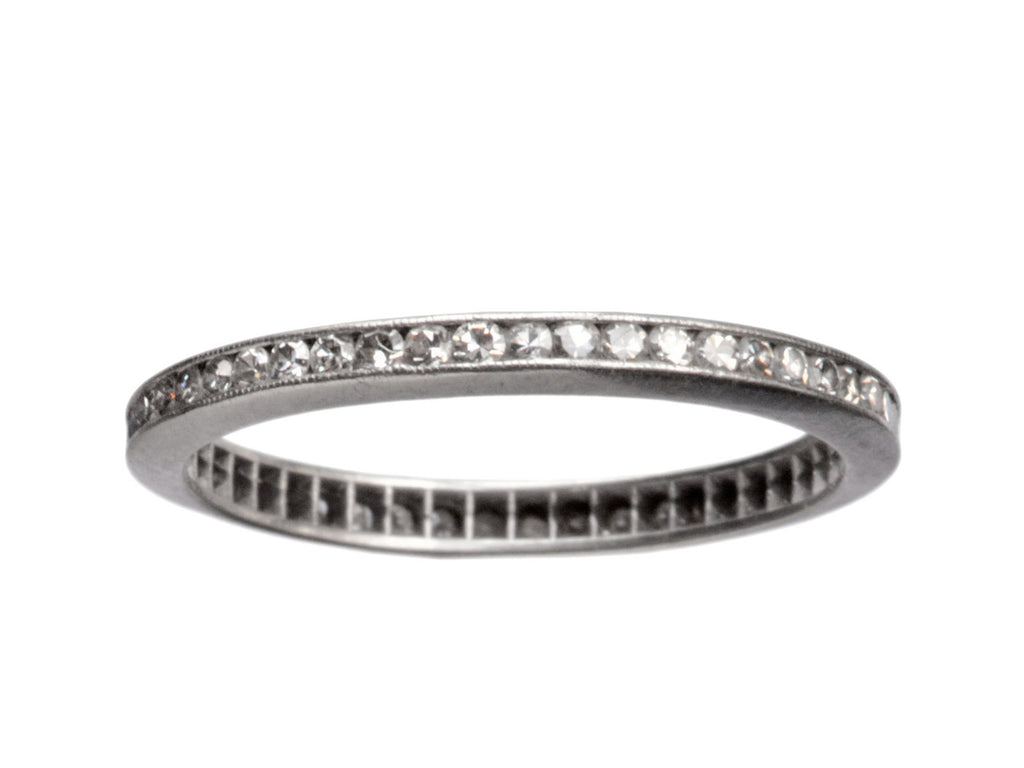 1932 Diamond Eternity Band