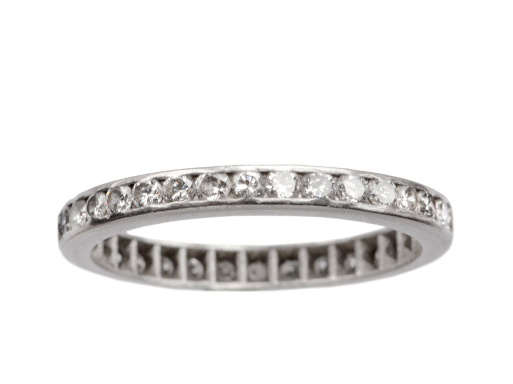 1937 Diamond Eternity Band