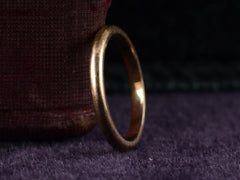 1960s 2.0mm Gold Band