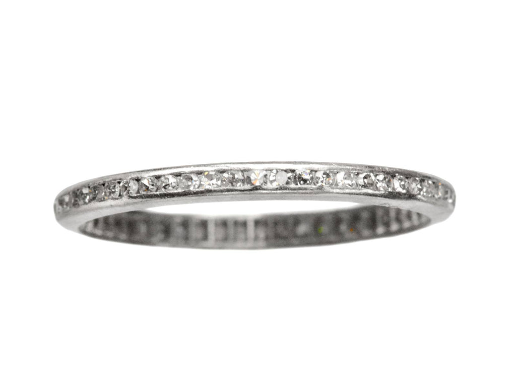 1930s 2.0mm Diamond Eternity Band