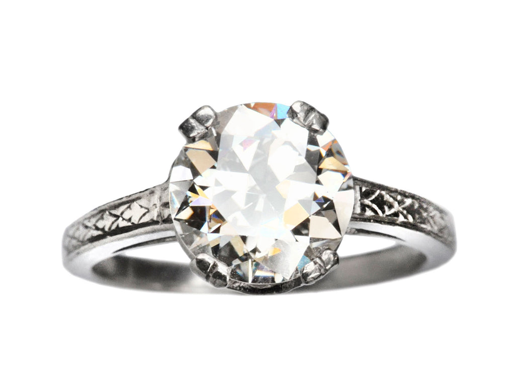 1920s 2.15ct Diamond Ring