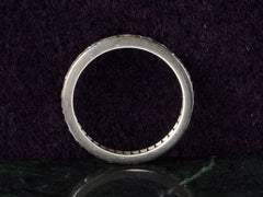 1930s 2.5mm Eternity Band