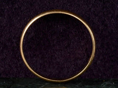 Mid 1900s 14K 3.3mm Band
