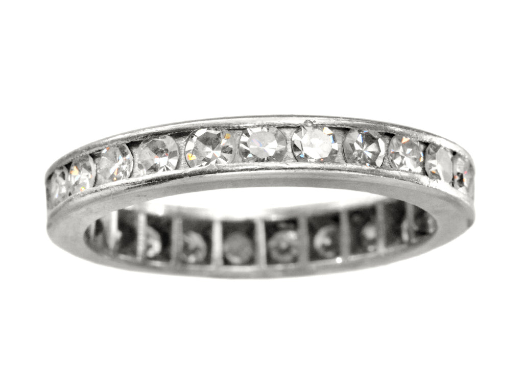 1930s Size 7 Eternity Band
