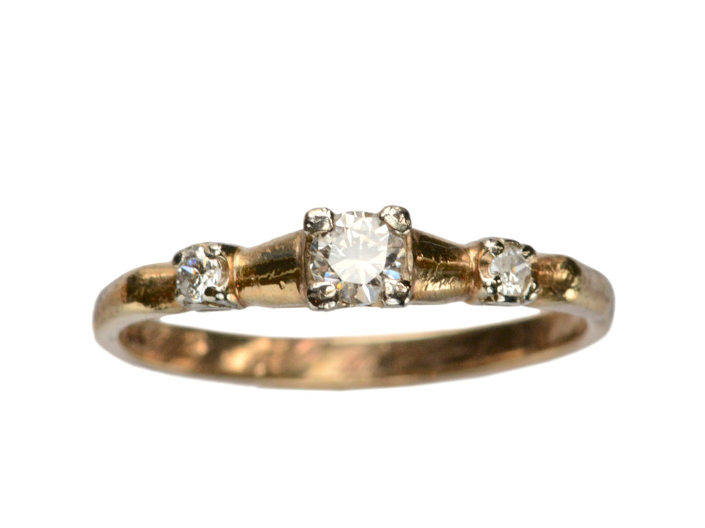1941 Three Diamond Ring