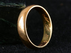1910 4.8mm 18K Wedding Band