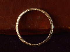 1940s Jabel Wedding Band
