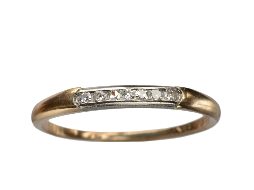 1930s 7 Diamond Band