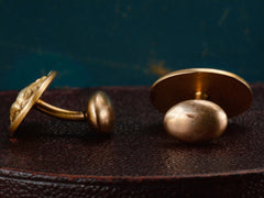 Art Nouveau Cuff Links