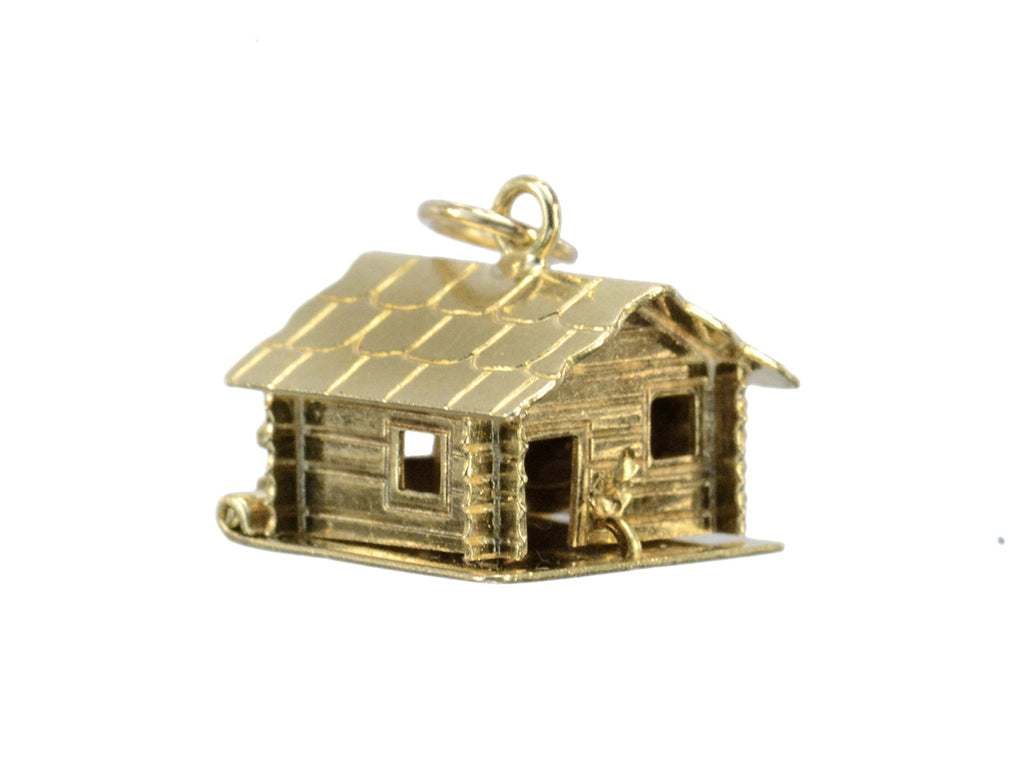 1960s Mechanical Cabin Charm