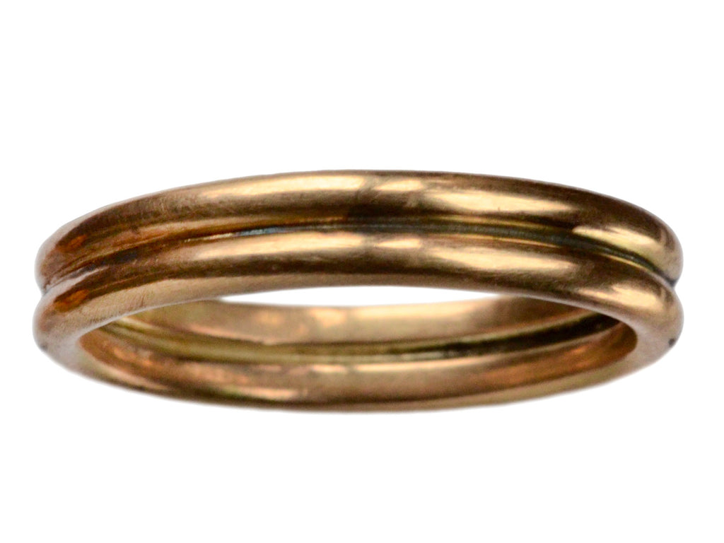 1940s 14K Wedding Band