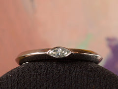 EB 0.11ct Marquise Ring