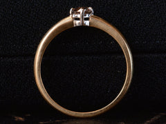 EB 0.22ct Pinkish-Brown Ring