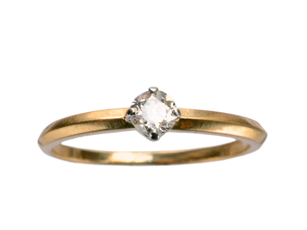 EB 0.25ct Diamond Ring