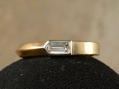 EB 0.31ct Bullet Ring
