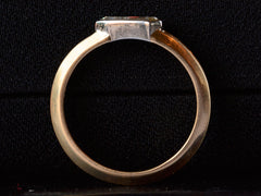 EB 0.36ct Bullet Ring