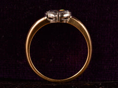 EB 0.36ct Marquise Diamond Ring