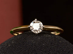 EB 0.41ct Diamond Ring