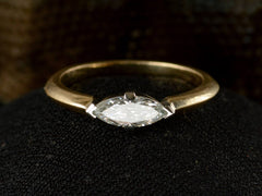 EB 0.41ct Marquise Diamond Ring