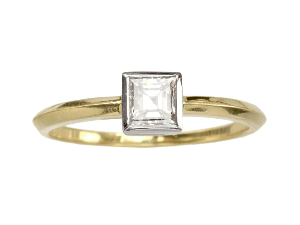 EB 0.42ct Square Diamond