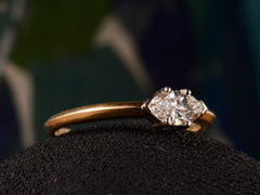 EB 0.44ct Marquise Ring