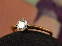 EB 0.51ct Diamond Engagement Ring