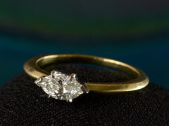 EB 0.52ct Marquise Diamond Ring