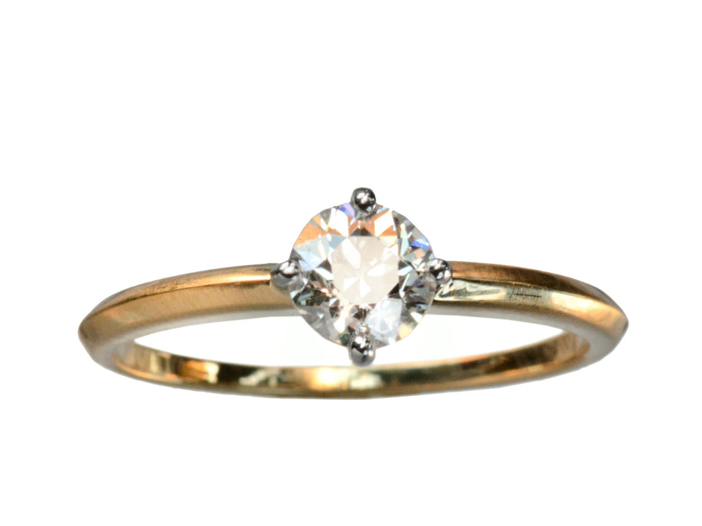 EB 0.58ct Diamond Engagement Ring
