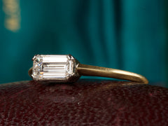 EB 0.59ct Emerald Cut Diamond