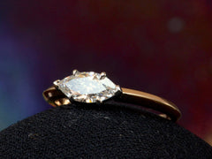 EB 0.59ct Marquise Diamond Ring