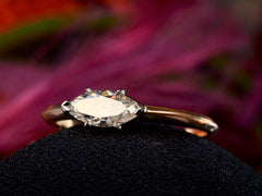 EB 0.60ct Marquise Diamond Ring