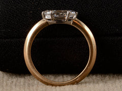 EB East-West 0.89ct Marquise Cut Diamond Engagement Ring