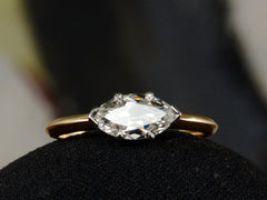 EB 0.92ct Marquise Diamond Ring