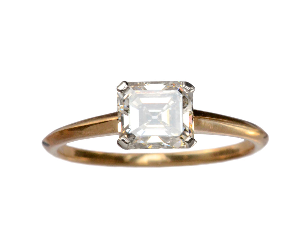 EB 0.93ct Emerald Cut Diamond