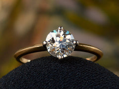 EB 1.00ct Diamond Engagement Ring