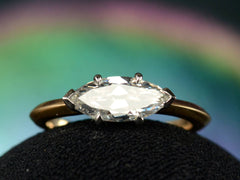 EB 1.12ct Marquise Diamond Ring