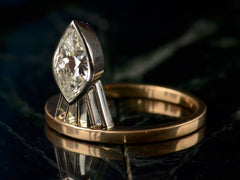 EB Ascendant 1.20ct Marquise Ring