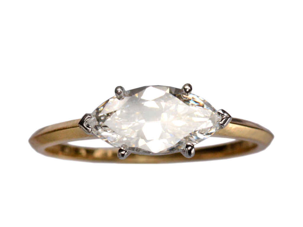 EB 1.29ct Marquise Diamond Ring