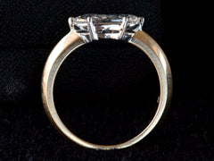 EB 1.37ct Moval Diamond Ring