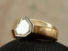 EB Diamond Meteor Ring
