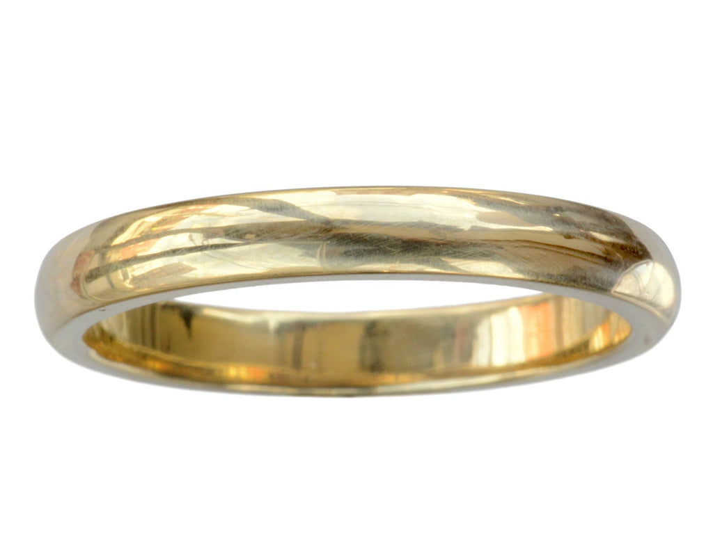 EB 3.3mm Rounded Wedding Band