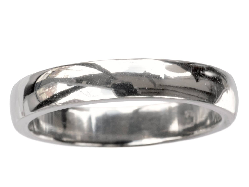 EB 4.2mm Rounded Wedding Band
