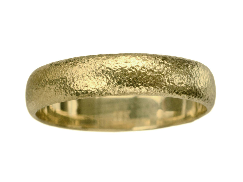 EB Hammered 4.2mm Band