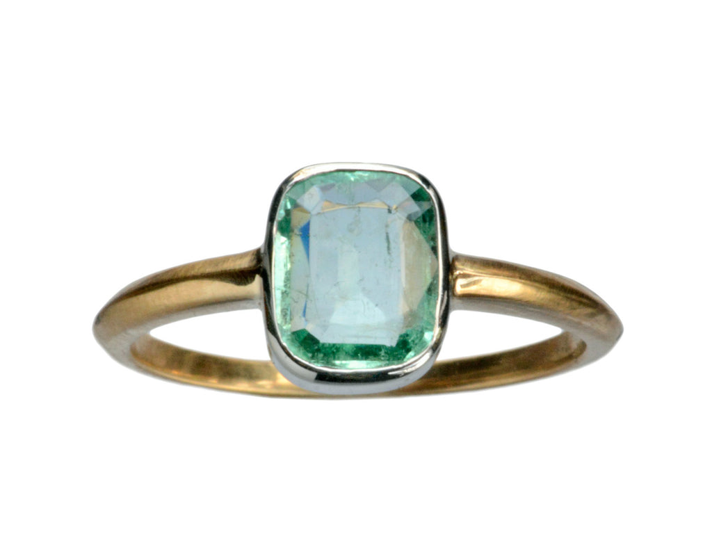 EB Emerald Ring