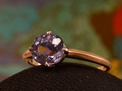 EB 1.90ct Violet Spinel Ring
